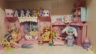 Toy Collection Groove Little Dal Doll, MLP Teeny Tiny baby...