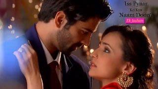 Arnav & Khushi ROMANCE & KISS | Iss Pyaar Ko Kya Naam Doon EK Jashn