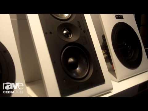 CEDIA 2014: OSD Audio Unveils New Black Series of Trimless Architectural Speakers