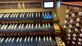 God Of Our Fathers - National Hymn - Allen Organ G460