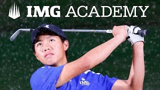 IMG Academy Golf Program – Become More