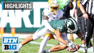 Highlights: Penalty Costs MSU Shot at Overtime | Arizona State at Michigan State | Sept. 14, 2019