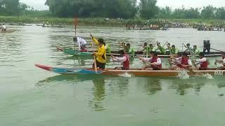đua thuyền huyện đại lộc 2018 giải chính