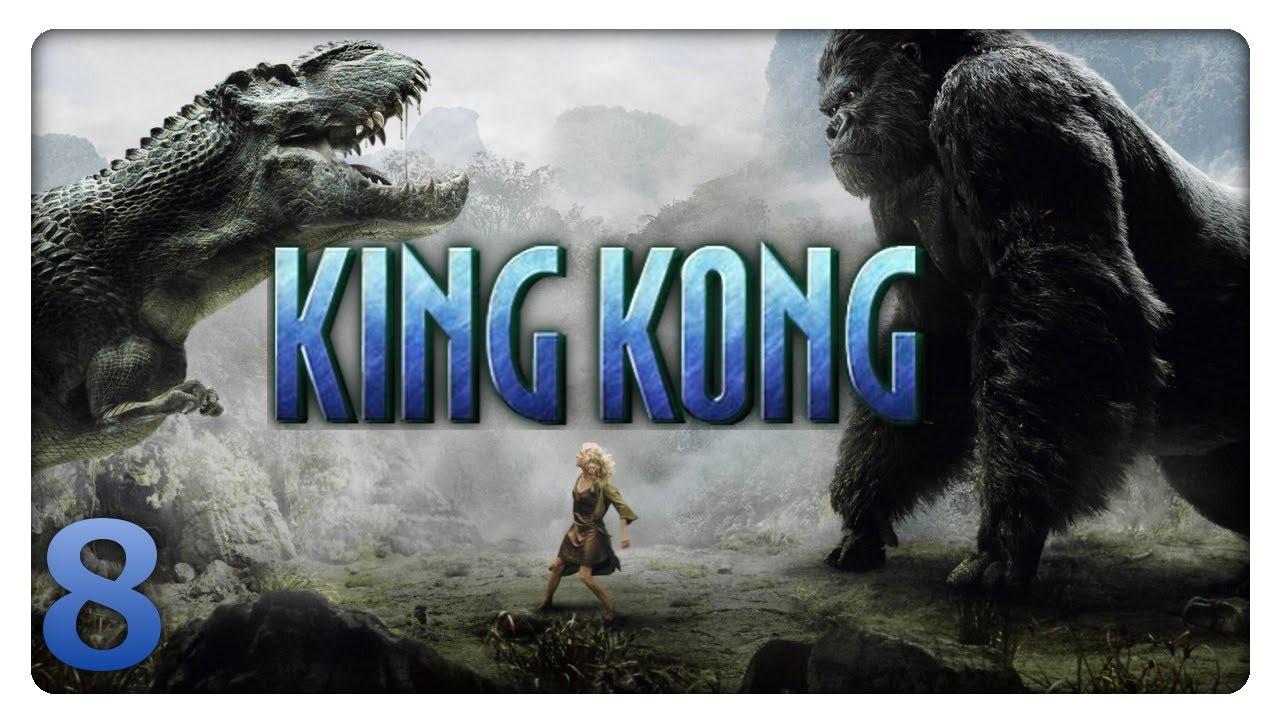 Gameplay King Kong Ps2 King Kong Ps2 Gameplay