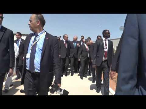 Turkish President Erdogan in Somalia