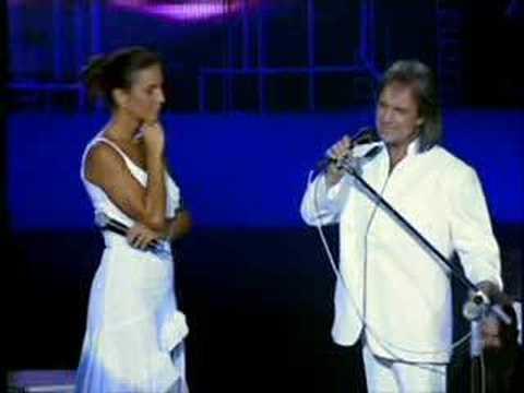 R. CARLOS & IVETE SANGALO - Se Eu Não Te Amasse Tanto Assim