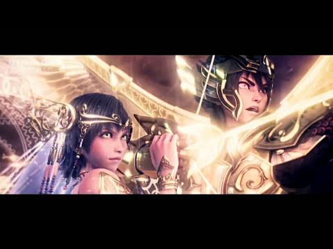 Los Caballeros Del Zodiaco: La leyenda del santuario - Trailer Oficial - Español Latino - HD