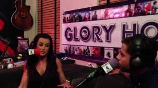 Adult Film Star Lisa Ann Visits 'The Glory Hole' Podcast