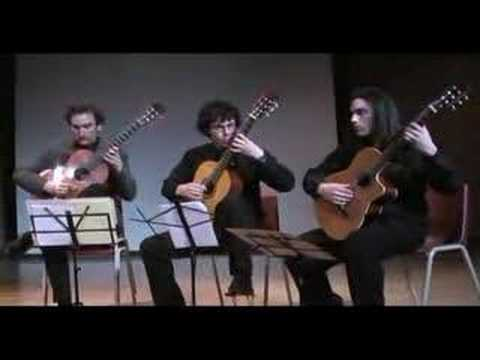 Classical Guitar Recital Part 9