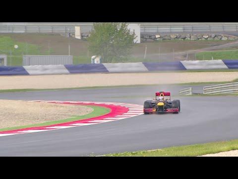 Daniel Ricciardo's Red Bull Ring Hot Lap