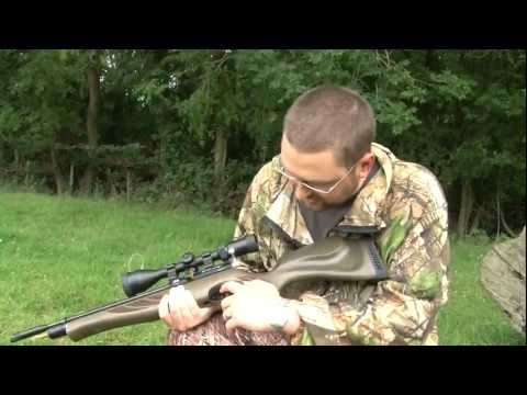 Air rifle review S410 vs old BSA