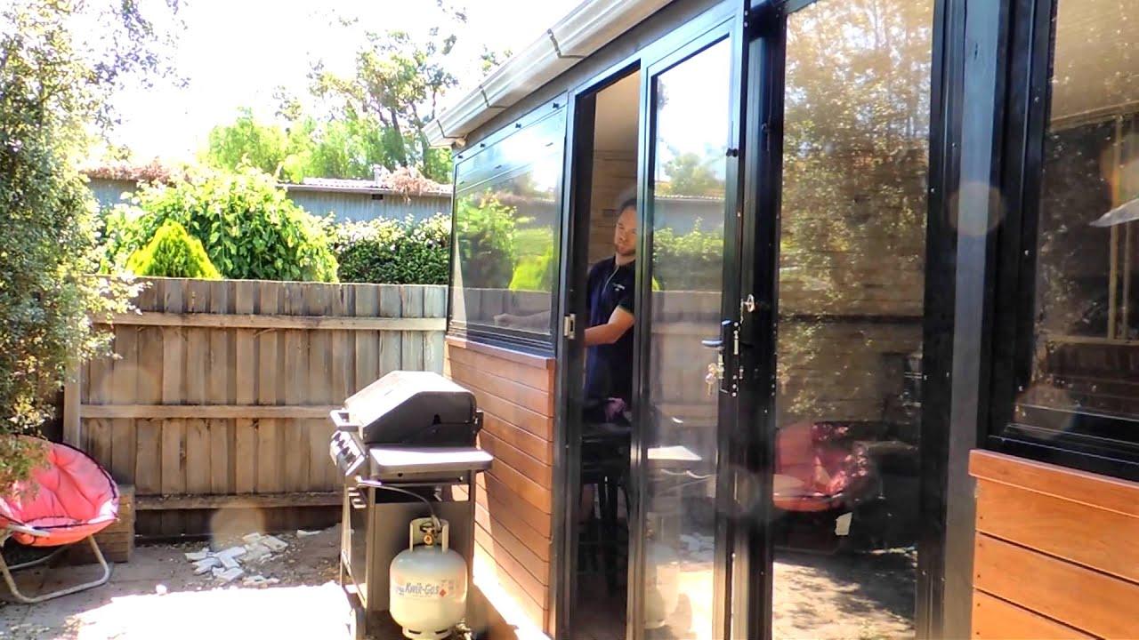 Pvc Awning Windows Amp Bi Fold Doors Clear Alternative To