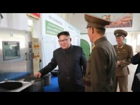 US military: North Korea fired three missiles, all failed