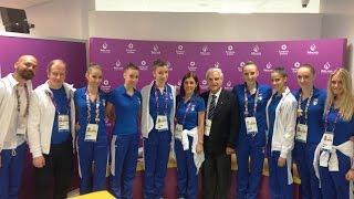 Baku 2015 - Il consuntivo del Presidente