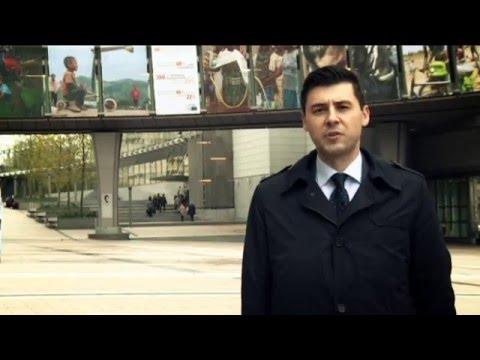 Egy nap az Európai Parlamentben