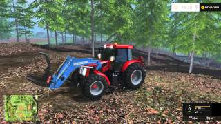 Farming Simulator 15 PC Mod Showcase: Ursus Tractors