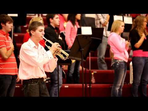 Manhattan Christian School - Josh Rider Trumpet Solo