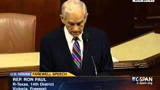 Ron Paul: Internet is alternative to 'government media complex' that controls the news