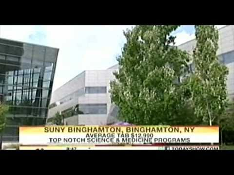 "Binghamton University Featured on NBC's ""Today"" Show"