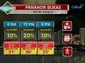 Weather Update As Of 8:38 P.m. (feb. 15, 2014)