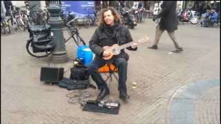 Eugenio Martinez - Smells Like Teen Spirit (Nirvana ) - Leidseplein 2013