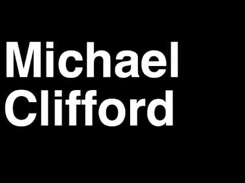 How to Pronounce Michael Clifford 5 Seconds of Summer 5SOS Boy Band