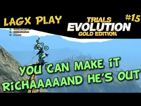YOU CAN MAKE IT RICHAAaaaand he's out - LAGx Play Trials Evolution: Gold Edition #15
