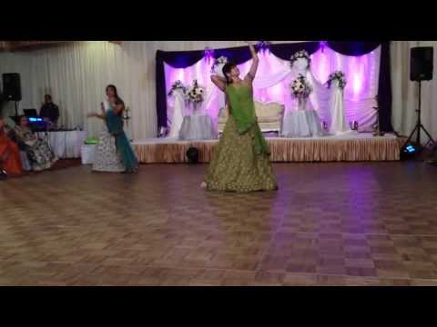 Dola Re Dola- Devdas- Dance Performance (pinky's Wedding) video