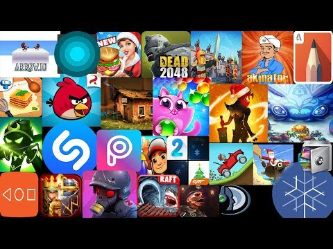 Super top 35 juegos/apps hackeadas 2018 para android