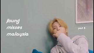 stray kids jisung mentioning malaysia PART 2