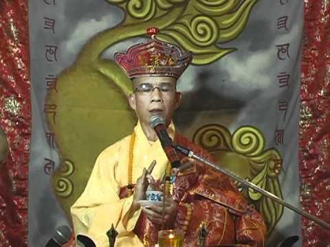 Trình Diễn Âm Nhạc Phật Giáo - Lượt Khoa Mông Sơn Thí Thực