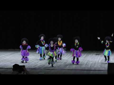 Чунга чанга на сцене