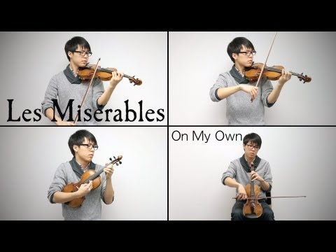 Les Miserables - On My Own - Jun Sung Ahn Violin Cover
