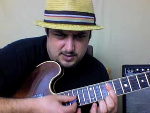 Yellow ledbetter guitar chords