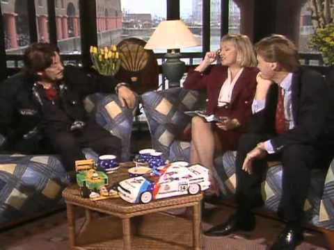 Chris Rea - This Morning interview 1993
