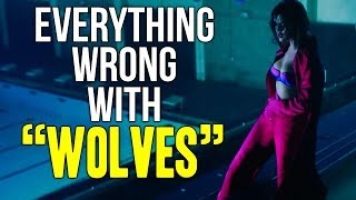 "Download Lagu Everything Wrong With Selena Gomez, Marshmello - ""Wolves"" Gratis STAFABAND"