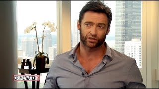 Keanu Reeves and Hugh Jackman talk about their stalkers
