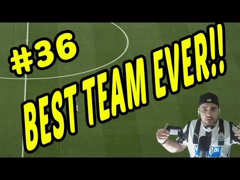 BEST TEAM EVER!!!! FIFA 14 Career Mode 36