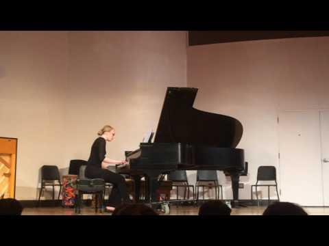 Jasmine's Waltz - by Iris Gould / Dana Dirksen - piano