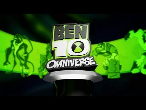 CGRundertow BEN 10 OMNIVERSE for Nintendo Wii U Video Game Review