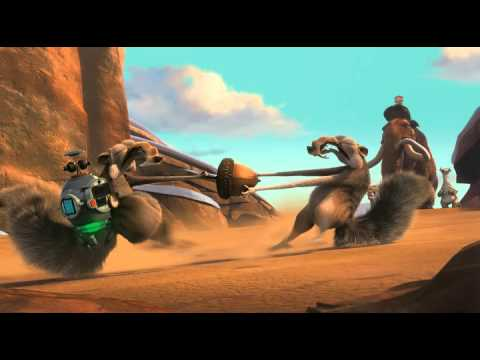 Scrat - Ice Age: No Time For Nuts