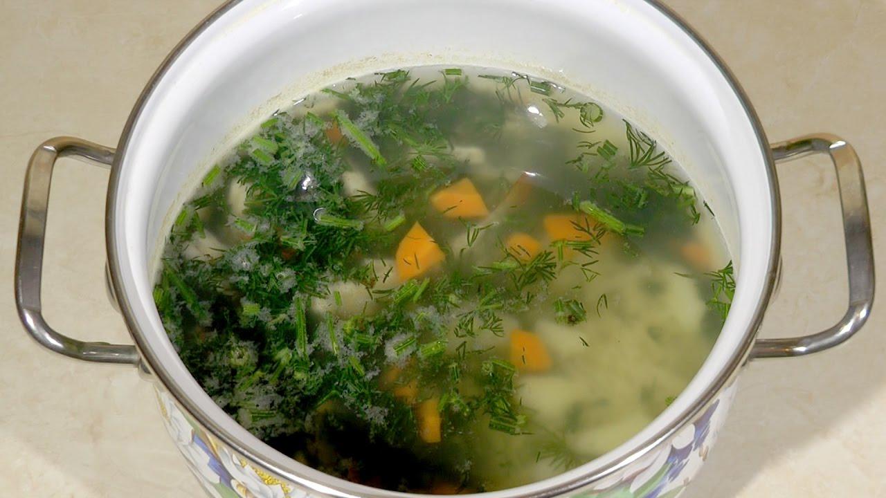 Как приготовить рыбу суп