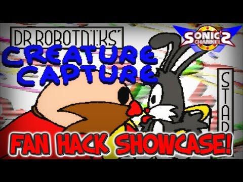 SC Fan Hack Showcase: Dr. Robotnik Creature Capture!