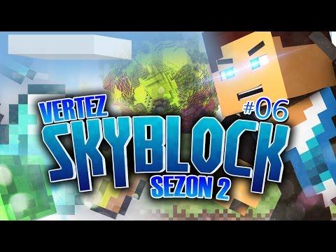 Minecraft Skyblock [S2] #06 - PREZENTY :D | Vertez & ULAŚKA