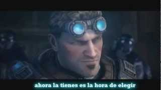Mona - Shooting The Moon Gears of war Judgment (soundtrack) HD (Subtitulos en español)