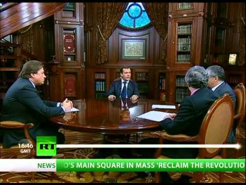 Medvedev reveals why Putin not him - Full interview