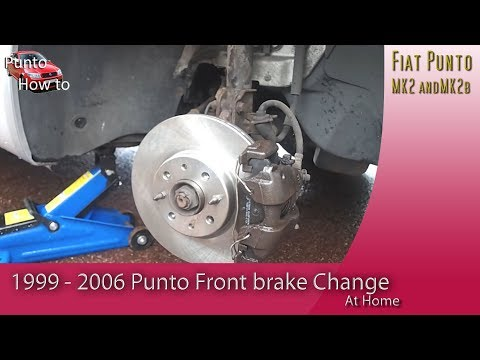 Fiat punto power steering issue