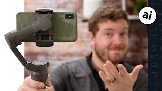 Review: DJI OSMO 3 is a More Powerful & Compact Smartphone Gimbal!