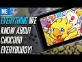 Everything we know about Chocobo's Mystery Dungeon Every Buddy