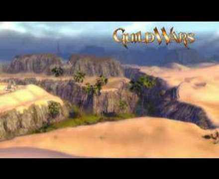 Guild Wars Prophecies Soundtrack - Crystal Oasis